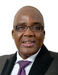 Hon. Dr. Aaron Motsoaledi
